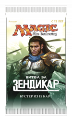 Бустер Battle for Zendikar (RUS) фото цена описание