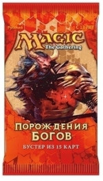 Бустер Born of the Gods (RUS) фото цена описание