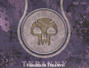 Journey into Nyx Forged in Tyranny Prerelease Pack фото цена описание