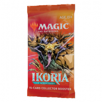 Ikoria: Lair of Behemoths Collector Booster фото цена описание