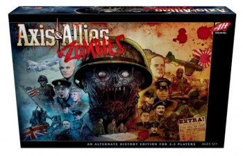 Axis & Allies & Zombies фото цена описание