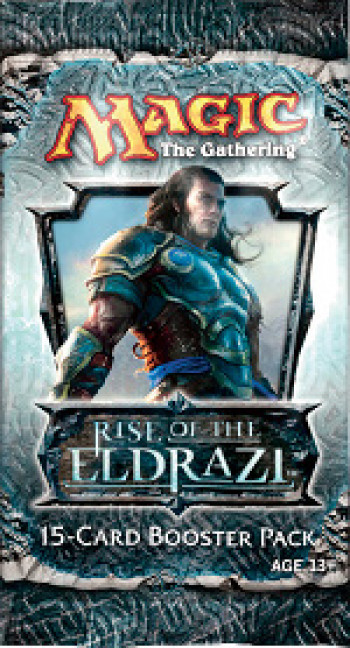 Бустер Rise of the Eldrazi (RUS) фото цена описание