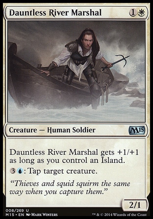 Dauntless River Marshal фото цена описание