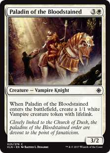 Paladin of the Bloodstained фото цена описание
