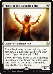 Priest of the Wakening Sun фото цена описание